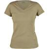 Fjällräven Abisko Cool t-shirt Dames olijf